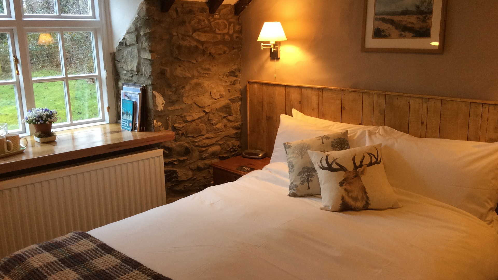Guest House Mid Wales, Gay Friendly B&B Aberystwyth